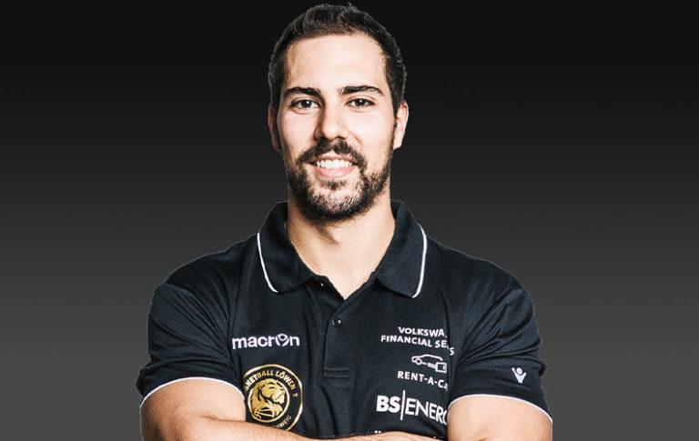 Unser Athletik-Coach Álvaro