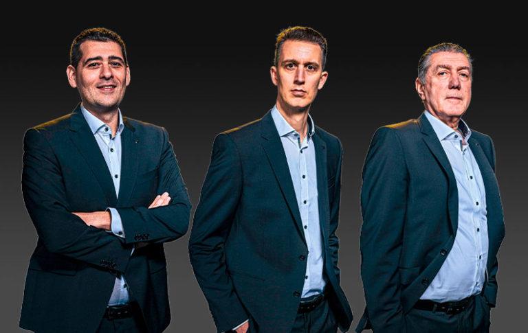 Unsere Löwen Coaches 2020/21
