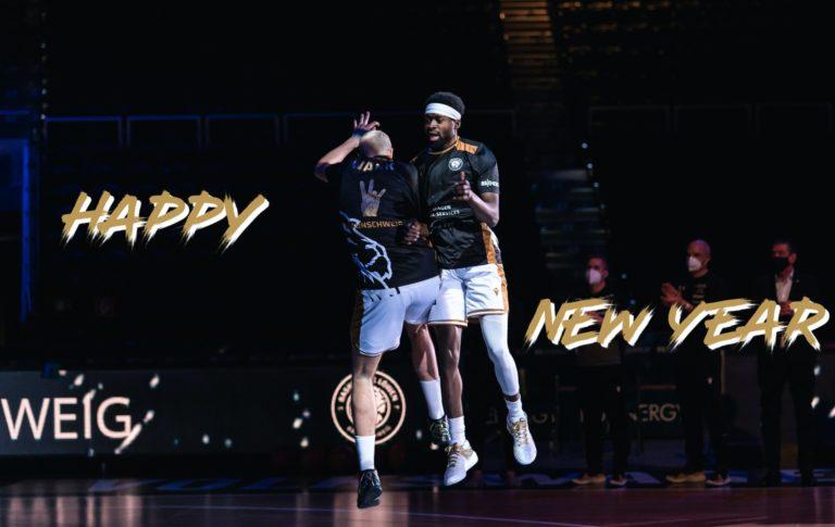 Wir wünschen ein gesundes und frohes neues Jahr!
