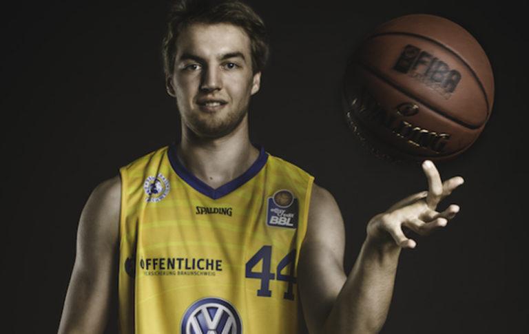 """Lars Lagerpusch: """"Will mich jetzt voll auf Basketball konzentrieren"""""""