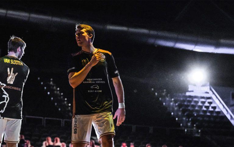 Bitter: Lukas Meisner muss von der Nationalmannschaft abreisen