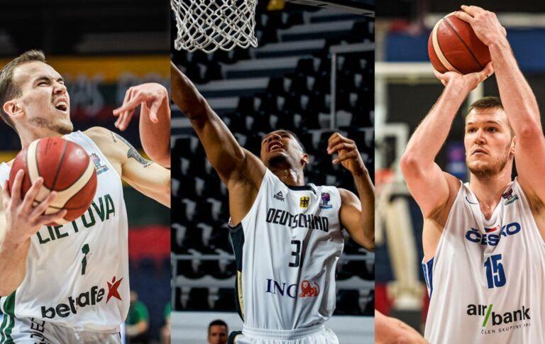 European Qualifiers: Jallow, Velička & Peterka im Einsatz