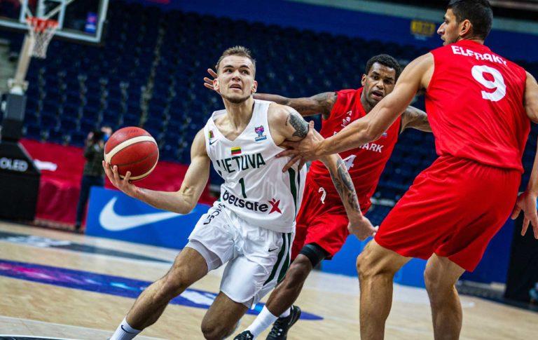 Litauischer Nationalspieler Arnas Velička verstärkt Backcourt
