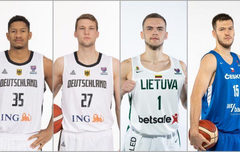 EM-Qualifikation: Vier Löwen mit National-Teams im Einsatz