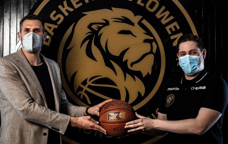 Auf einer Wellenlänge: ONLEVEL neuer Partner der Basketball Löwen