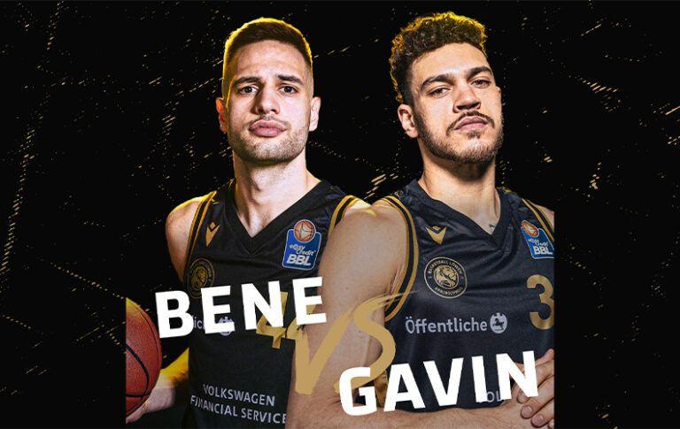 Team Challenge #3 • Ich hab noch nie… – Bene vs. Gavin