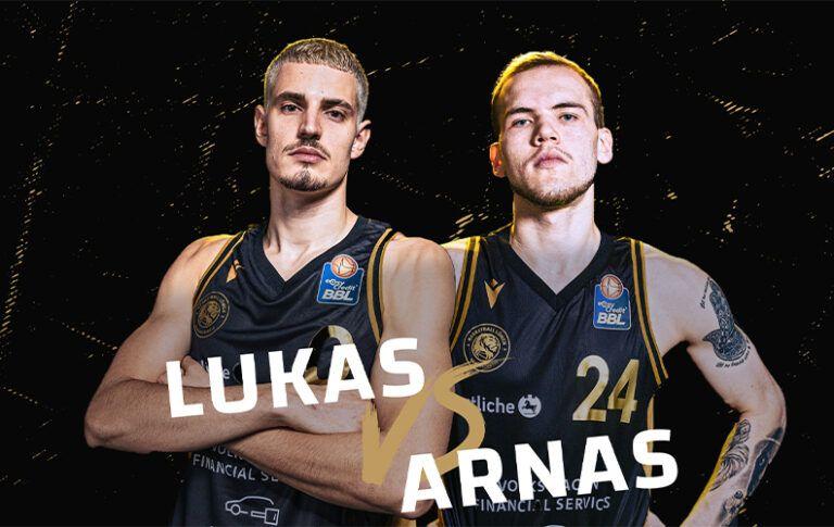 Team Challenge #4 • Wie gut kennst du dein Team? – Lukas vs. Arnas