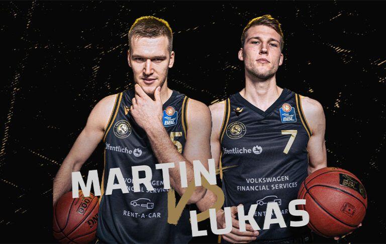 Team Challenge #2 • Wer würde eher…? – Martin vs. Lukas
