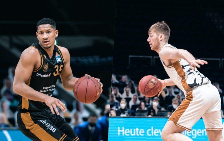 Erster DBB-Herren Lehrgang mit Karim Jallow und Luc van Slooten