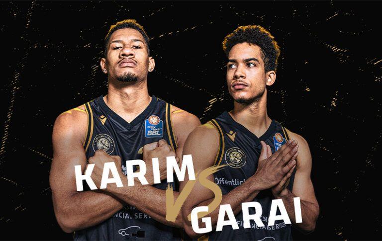 Team Challenge #5 • Flachwitze – Karim vs. Garai