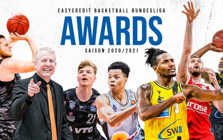 easyCredit BBL-Awards: RIESEN räumen ab!