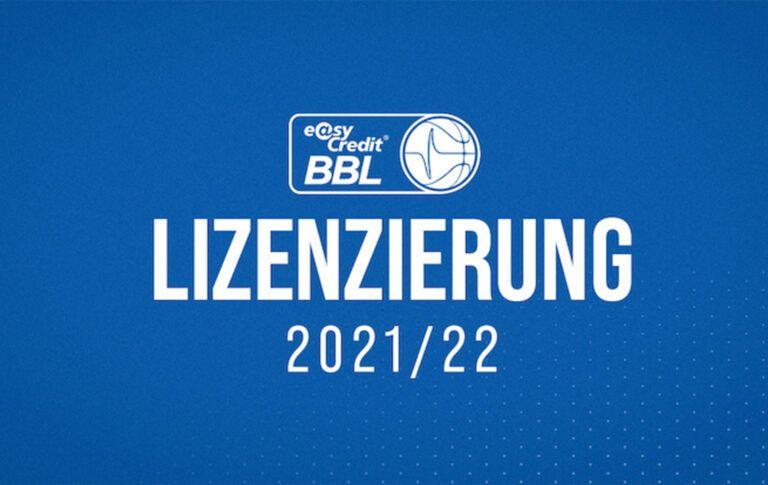 BBL-Lizenz 2021/22: Löwen haben Auflagen erfüllt!