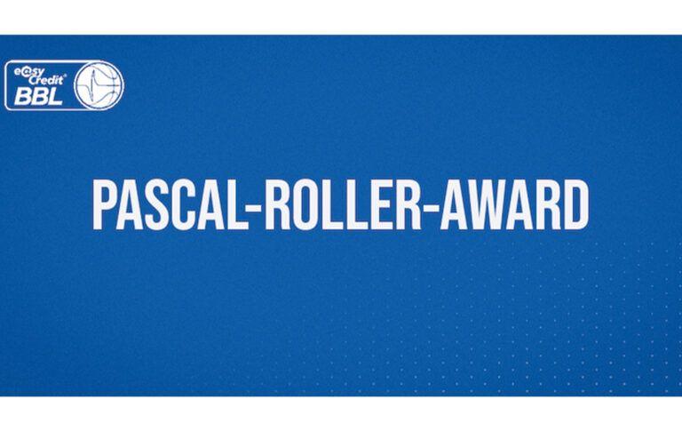 """""""Pascal Roller Award"""": Wählt Euren beliebtesten Spieler der Saison 2020/21!"""