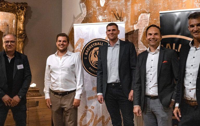 Partnermanagement: Basketball Löwen rufen Business Club ins Leben