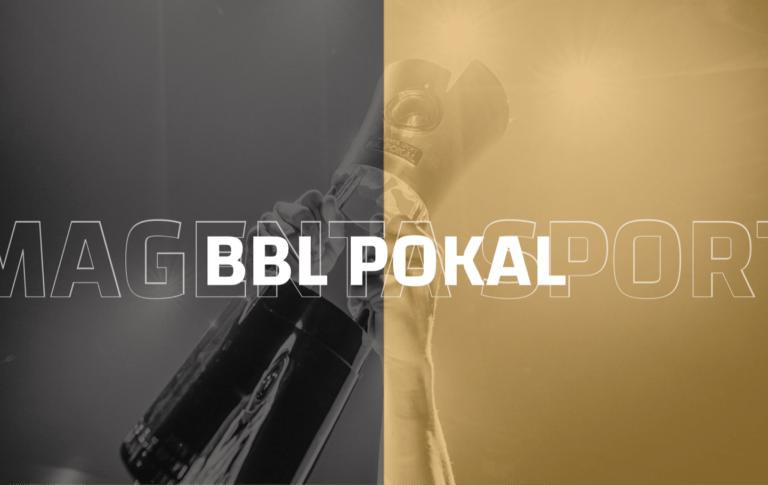 Löwen eröffnen den MagentaSport BBL Pokal am 2. Oktober
