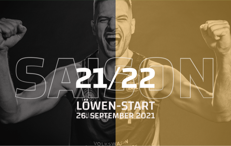 Vorläufiger Spielplan 2021/22: Löwen starten am 26. September in neue Saison