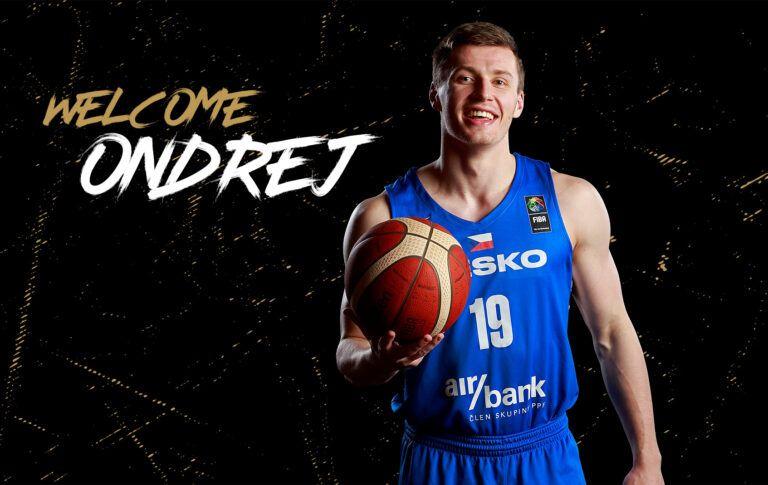 Tschechischer Nationalspieler Ondrej Sehnal wird ein Löwe