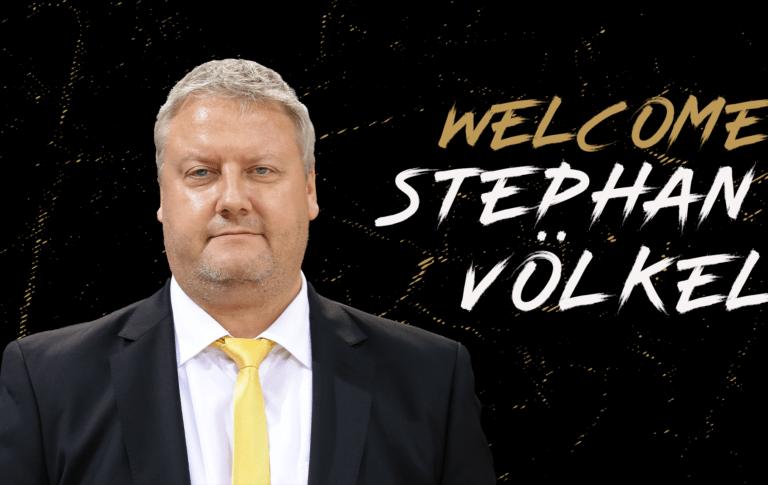 Stephan Völkel wird Nachwuchskoordinator