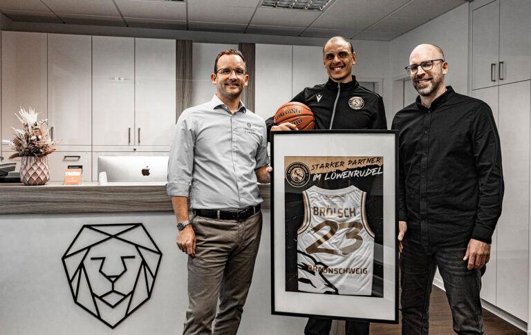 Löwen Ästhetik wird neuer Business Partnerder Basketball Löwen
