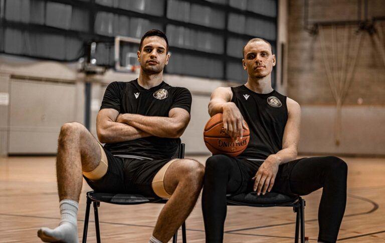 Robin Amaize und Benedikt Turudic bilden neues Kapitäns-Duo!
