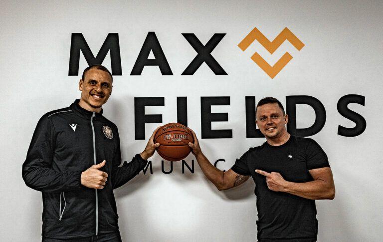 MAX FIELDS erweitert Löwen-Netzwerk