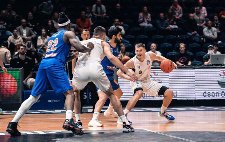 Basketball Löwen Braunschweig – SYNTAINICS MBC   2. Spieltag