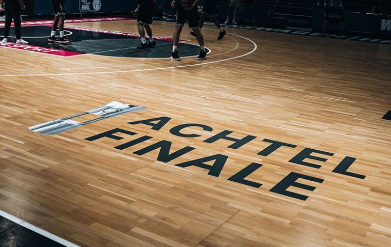 Basketball Löwen Braunschweig – BG Göttingen   MagentaSport BBL Pokal, Achtelfinale